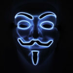 anonymous-glowing-el-wire-mask-on-white